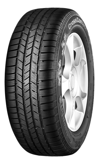 Шина Continental ContiCrossContact Winter 295/40 R20 110V