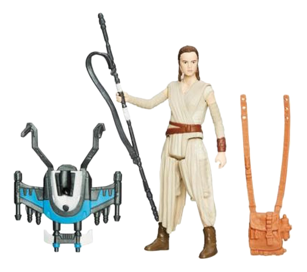 Купить Рэй с аксессуарами, Фигурка персонажа Hasbro Star Wars Рэй с аксессуарами, Игровые фигурки