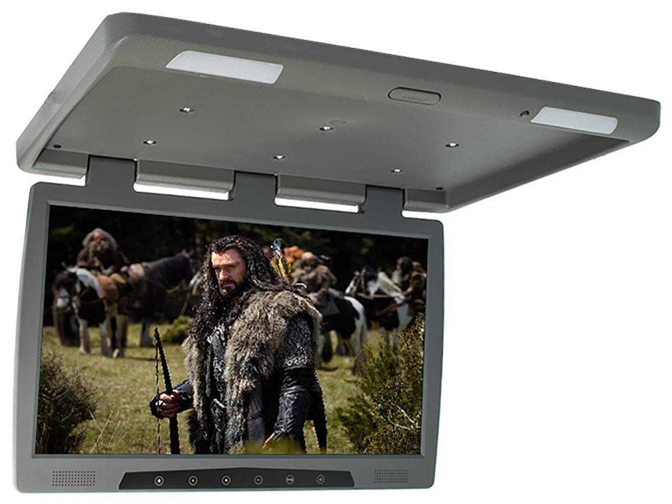 Автомобильный потолочный монитор 22