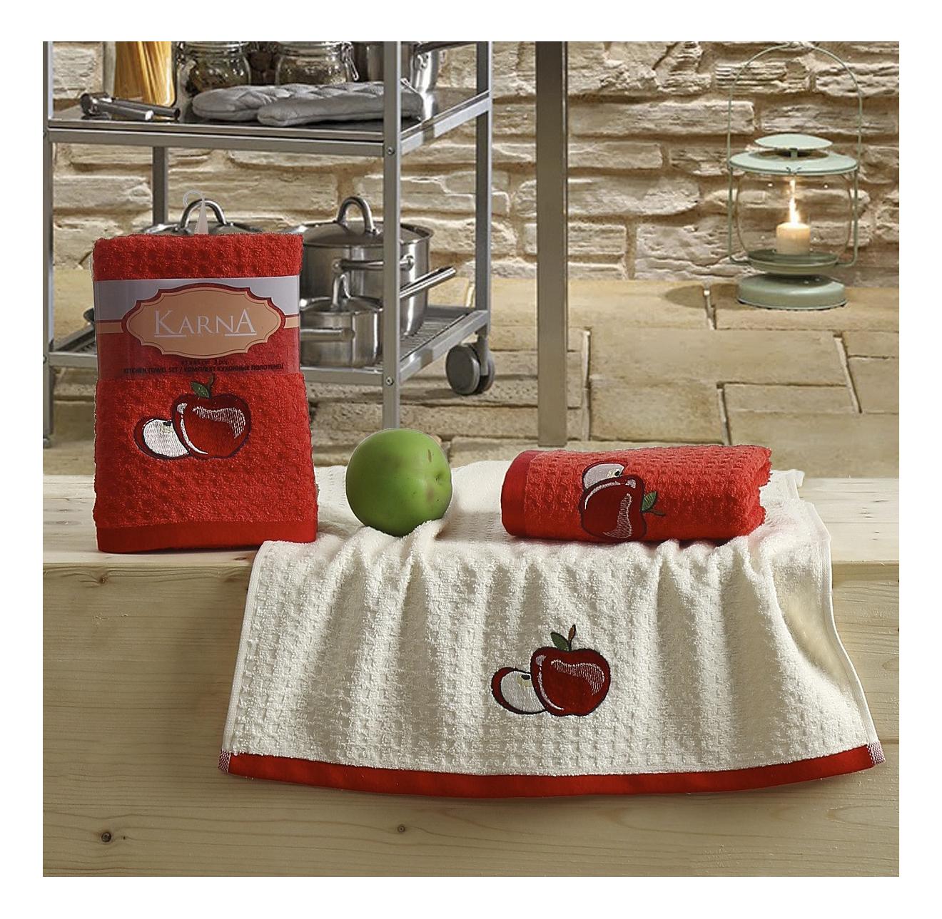 Кухонное полотенце KARNA Lemon 45 х
