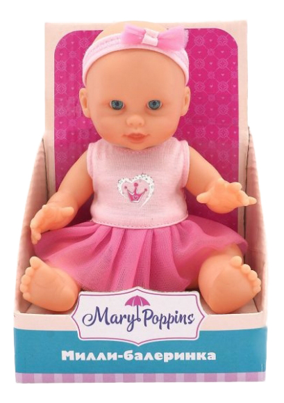 Кукла Mary Poppins Милли балеринка корона