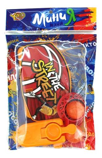Настольная мини-игра Yako Toys Мини-мания Баскетбол M6129