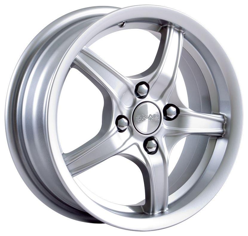 Колесные диски SKAD R14 5.5J PCD4x100 ET38 D67.1 1260008 фото