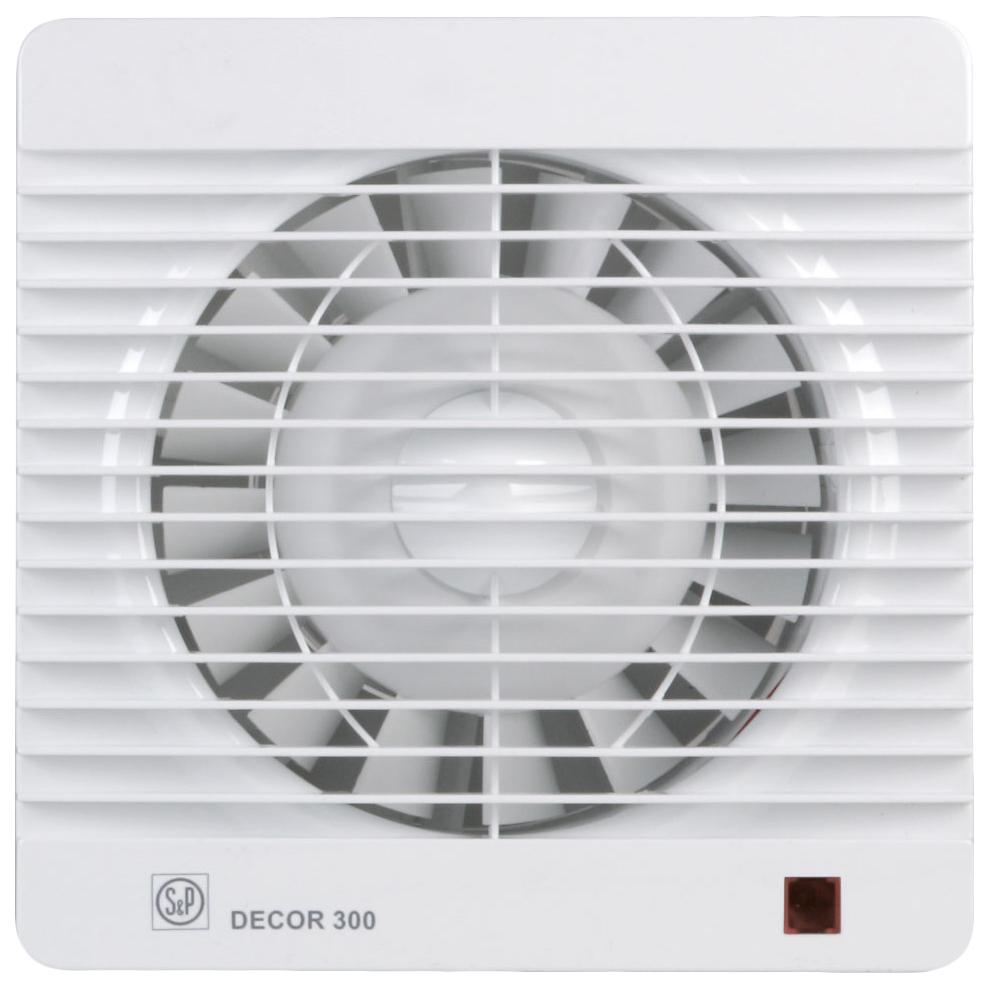 Вентилятор настенный Soler&Palau Decor 300 CR