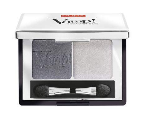 Тени для век Pupa Vamp! Compact Duo Eyeshadow 009