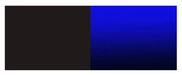 Фон для аквариума Prime Темно синий/Чёрный 30х60см