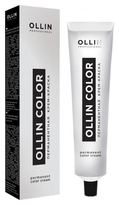 Купить Краска для волос Ollin Professional Ollin Color 4/71 Шатен Коричнево-пепельный 60 мл