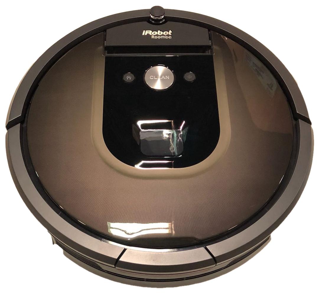 Робот пылесос iRobot Roomba 980 Black