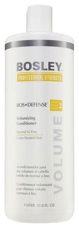 Кондиционер для волос Bosley Вos Defense Volumizing