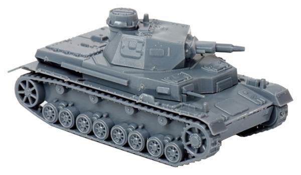 Купить Модели для сборки Zvezda Немецкий средний танк Pz-IV AUSF.D,