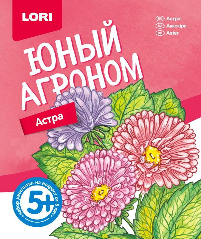 Купить Набор LORI Юный агроном Астра, Играем в садовода