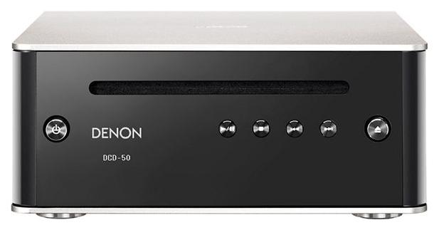 CD проигрыватель Denon DCD 50 Silver/Black