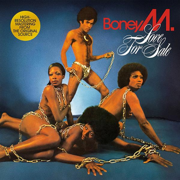 Boney M, LOVE FOR SALE (140 Gram)