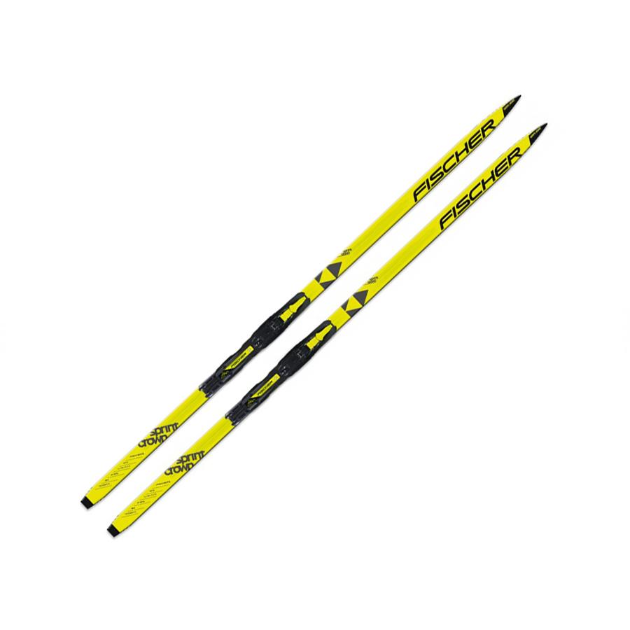Беговые лыжи Fischer Sprint Crown Jr N63319 2019,