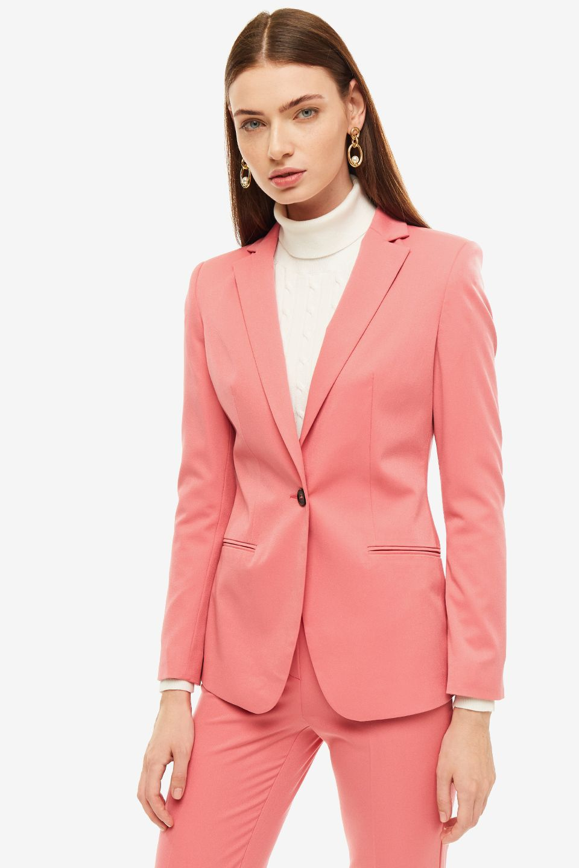 Пиджак женский La Biali розовый