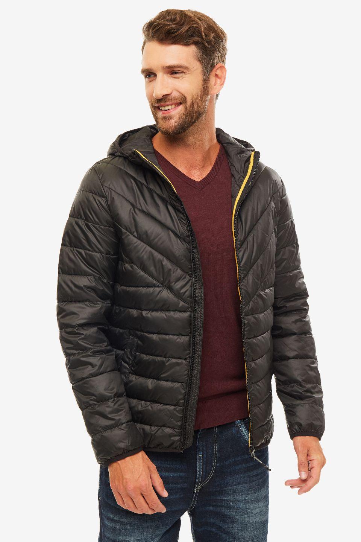 Куртка мужская TOM TAILOR Denim черная