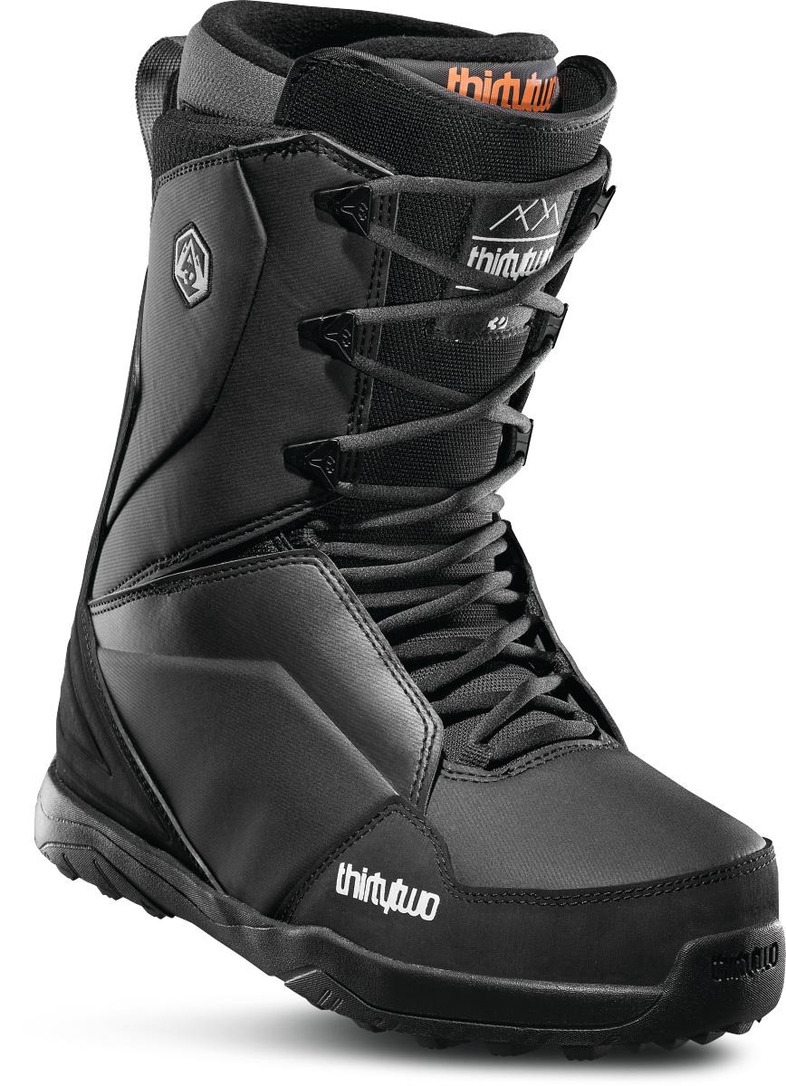 Ботинки для сноуборда ThirtyTwo Lashed 2020, black, 30