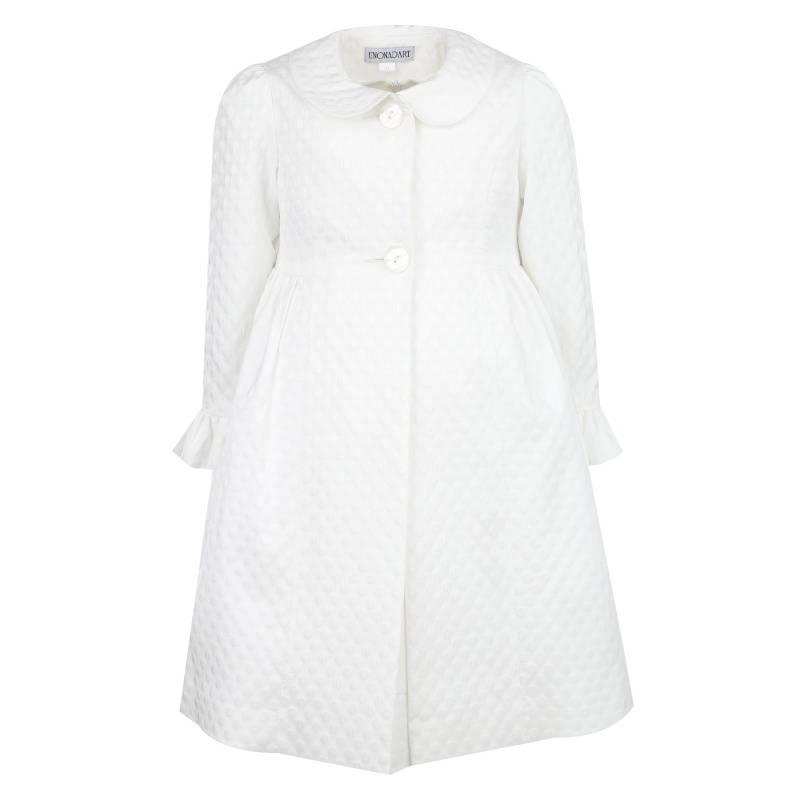 Купить Комплект 2 предмета UNONA D'ART, цв. белый, 122 р-р, Детские костюмы