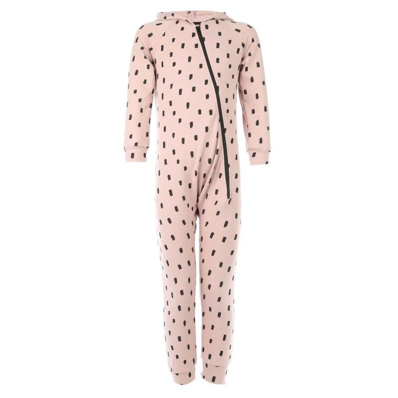 Купить OVL0107, Комбинезон Lien, цв. розовый, 110 р-р, Повседневные комбинезоны для девочек