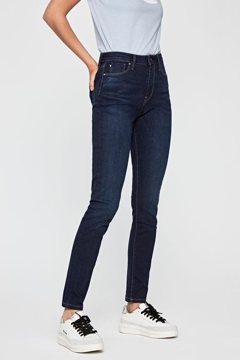 Джинсы женские Pepe Jeans PL202285DB20 синие 27/30