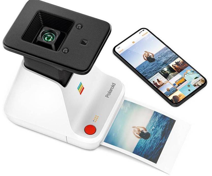 Моментальный принтер Polaroid Lab (White)