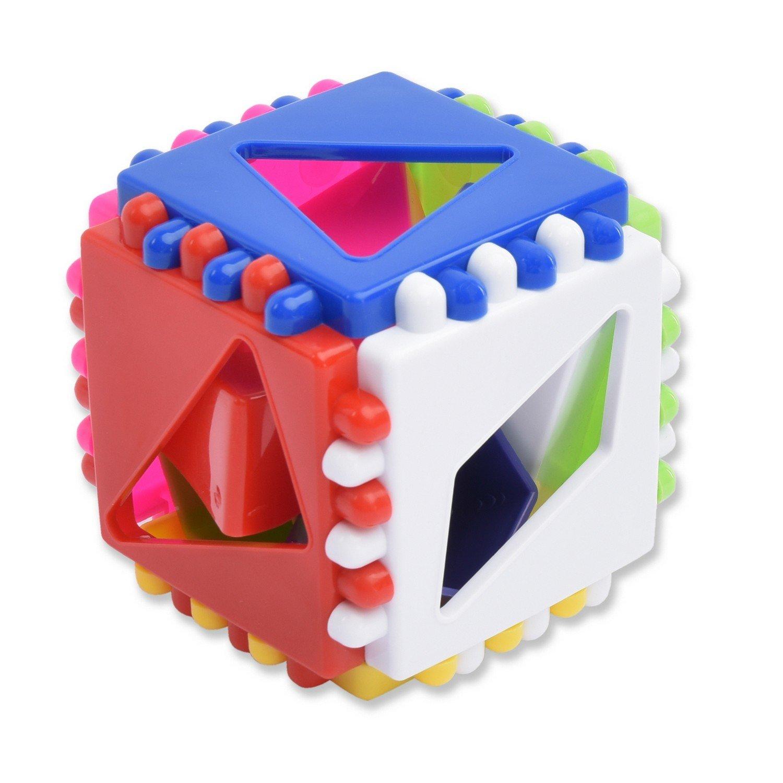 Логический кубик малый, STELLAR, Логические игры  - купить со скидкой