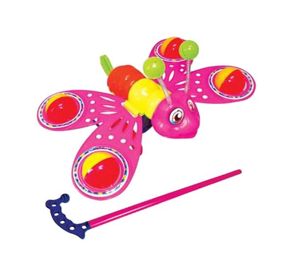 Каталка детская Junfa toys Для Малышей Бабочка