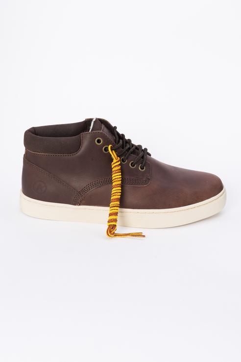 Ботинки мужские Affex 85-MNS коричневые 44 RU
