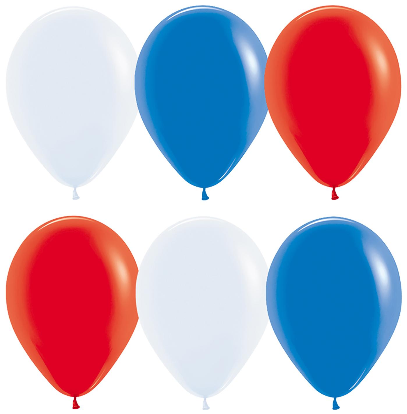 картинки флаги шары