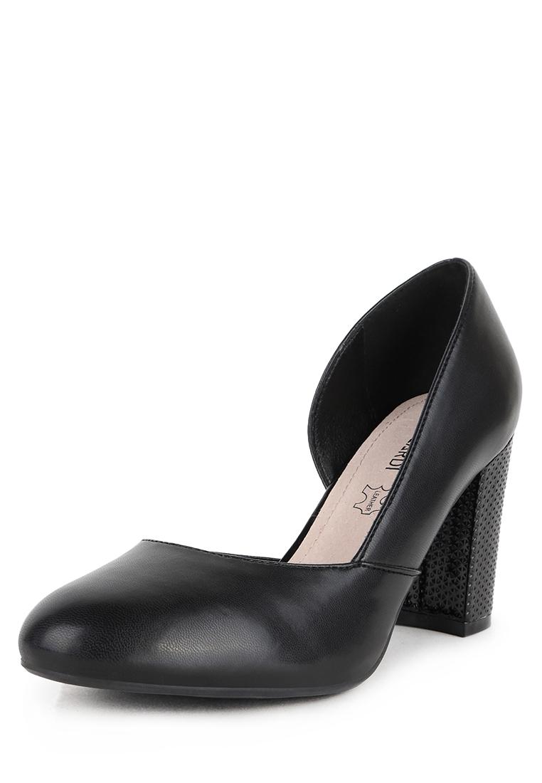 Туфли женские T.Taccardi 00807750 черные 40 RU