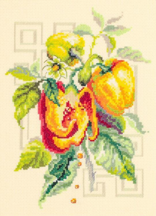 Набор для вышивания Чудесная игла Перец, арт.307042 фото