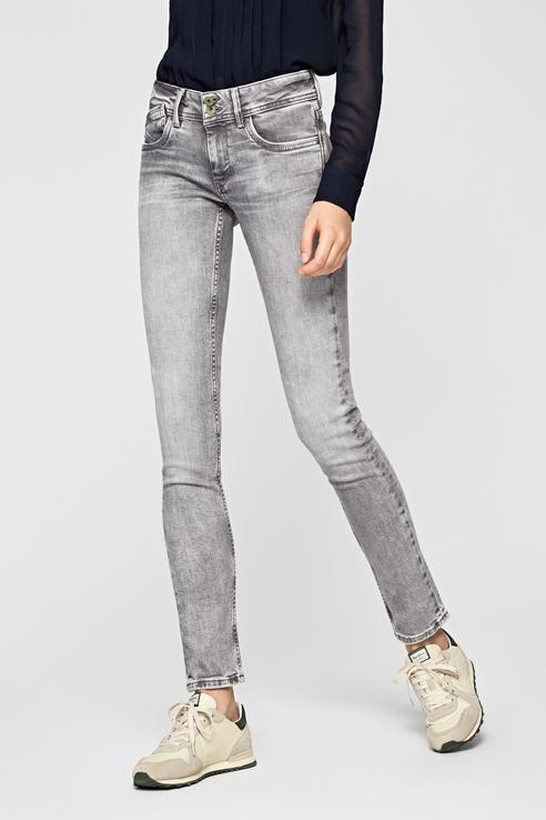 Джинсы женские Pepe Jeans PL201165WU52 серые 27/32 UK