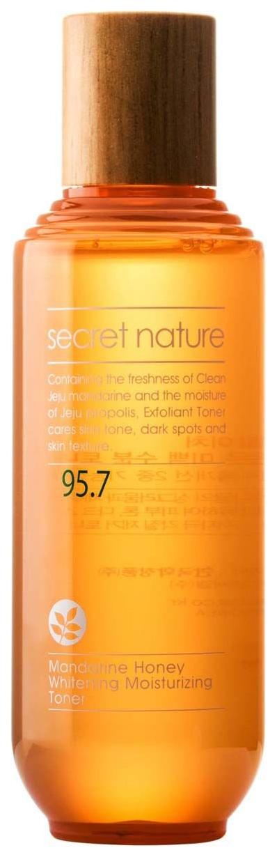 Тонер Secret Nature Mandarine Honey Whitening Moisturizing Toner  - Купить