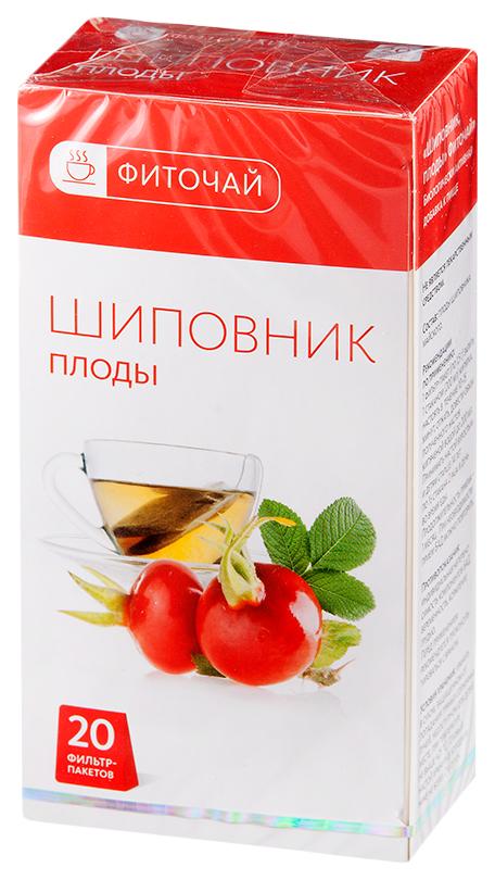 Купить Шиповник плоды PL ф/п 1, 5 г 20 шт.