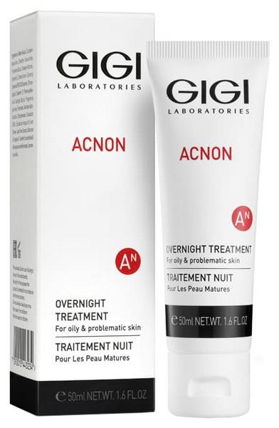 Купить Крем для лица GIGI ACNON Overnight treatment 50 мл