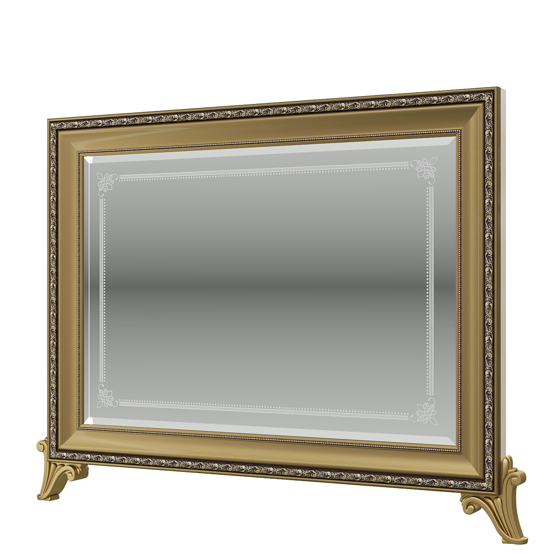 Зеркало Мэри Мебель Версаль СВ 08, цвет