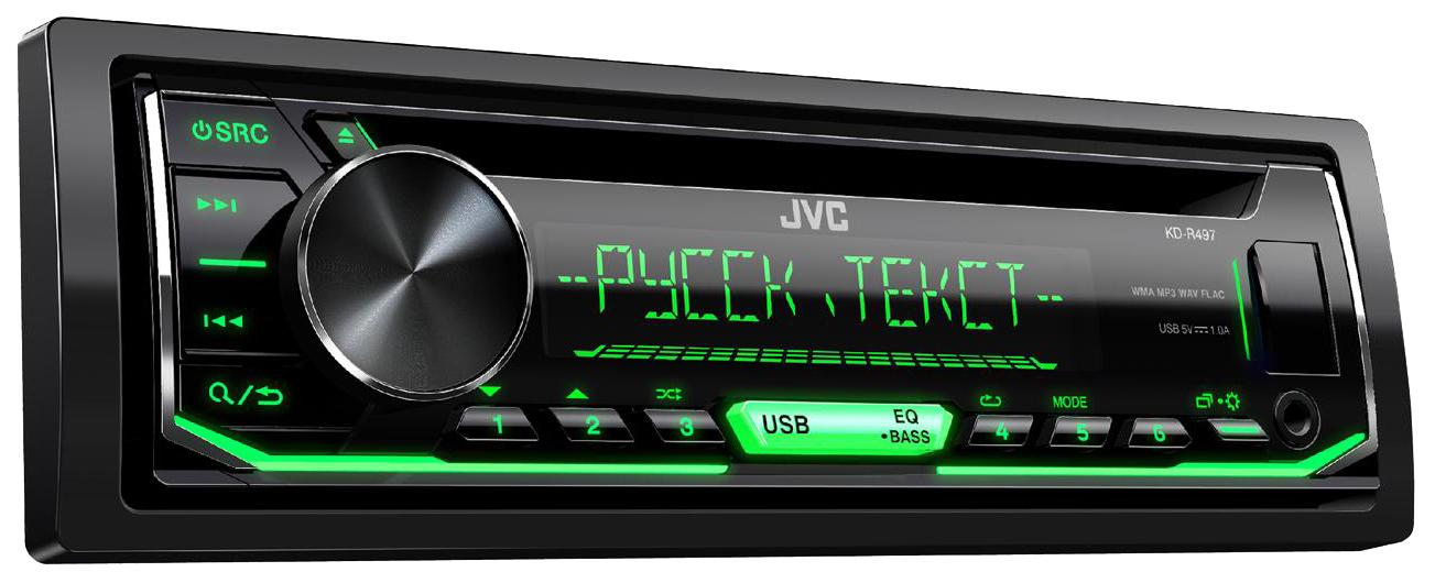 JVC KD-R497