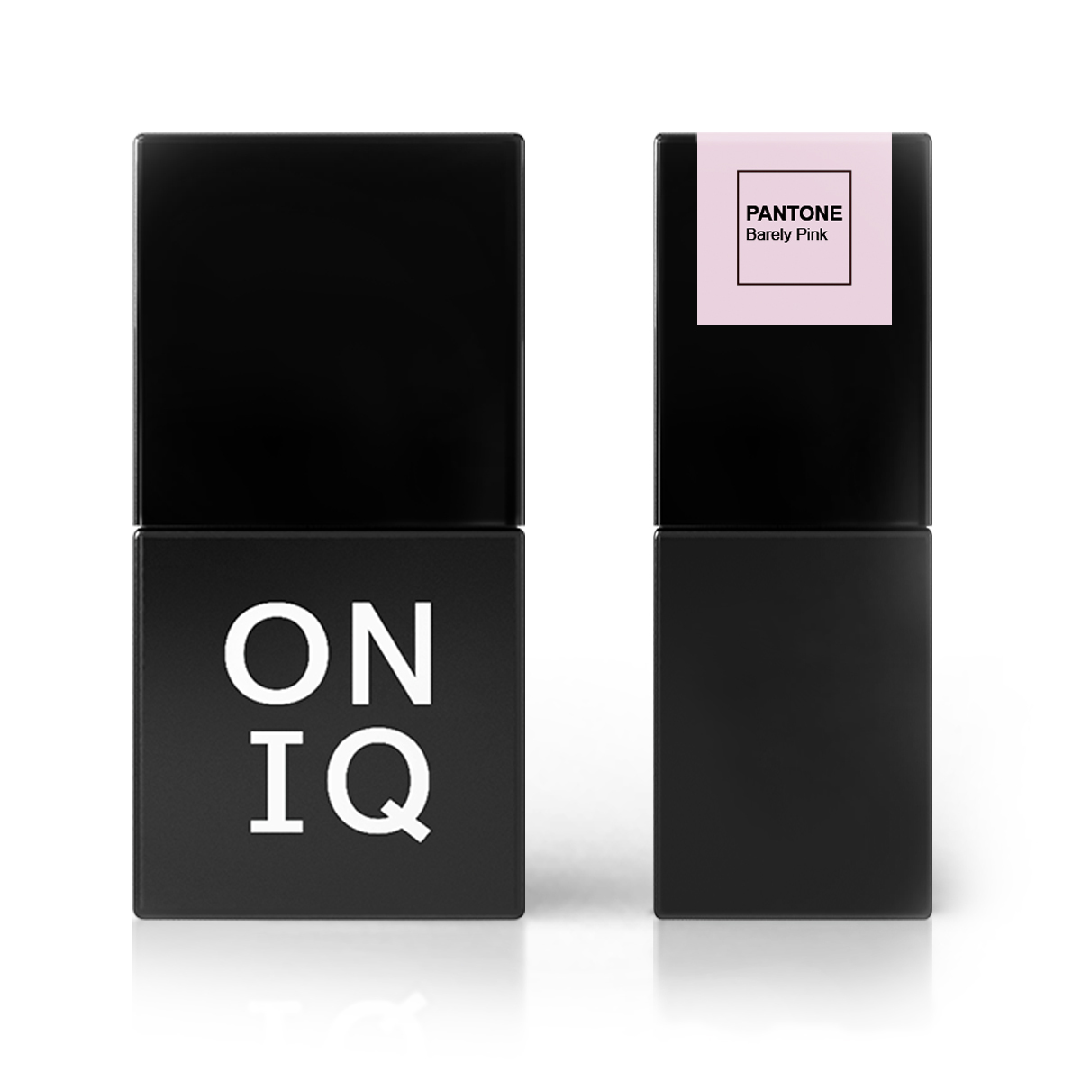 Гель-лак Oniq PANTONE: Barely Pink 10 мл