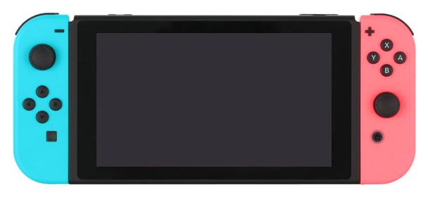 Портативная игровая консоль Nintendo Switch Just Dance