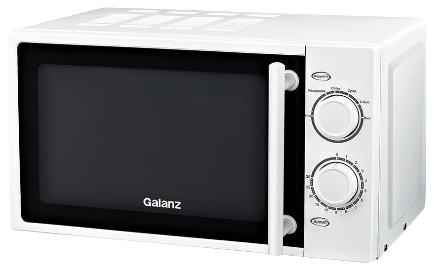 Микроволновая печь соло Galanz MOG-2003M white