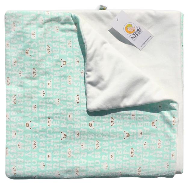 Купить 583/3 плед мармеладик мятный, Плед Сонный Гномик Мармеладик 583/3, Сонный гномик, Пледы для новорожденных