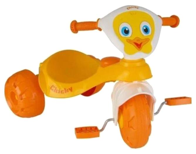 Купить Велосипед трехколесный Pilsan My Pet Желтый 07-132, Детские трехколесные велосипеды