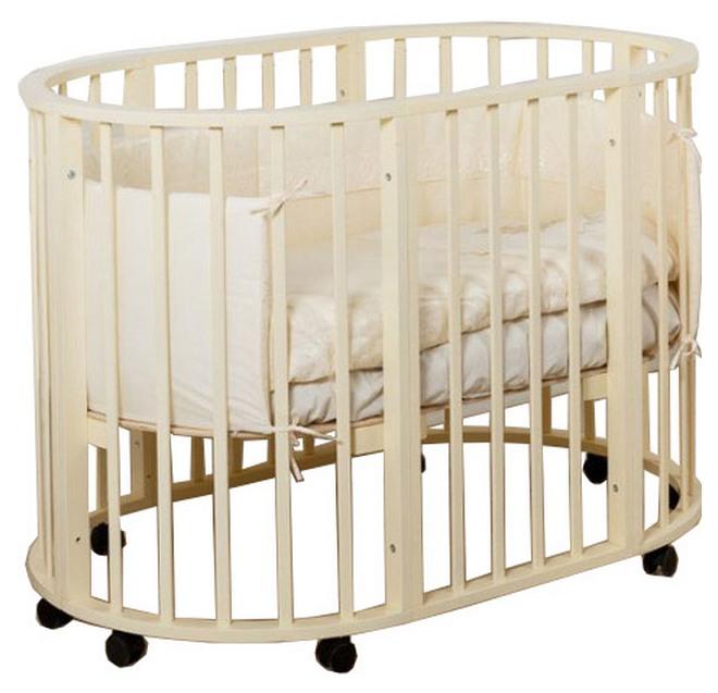 Кровать Incanto Gio 9 в 1 Слоновая