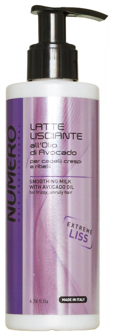 Молочко для волос Brelil Numero Liss