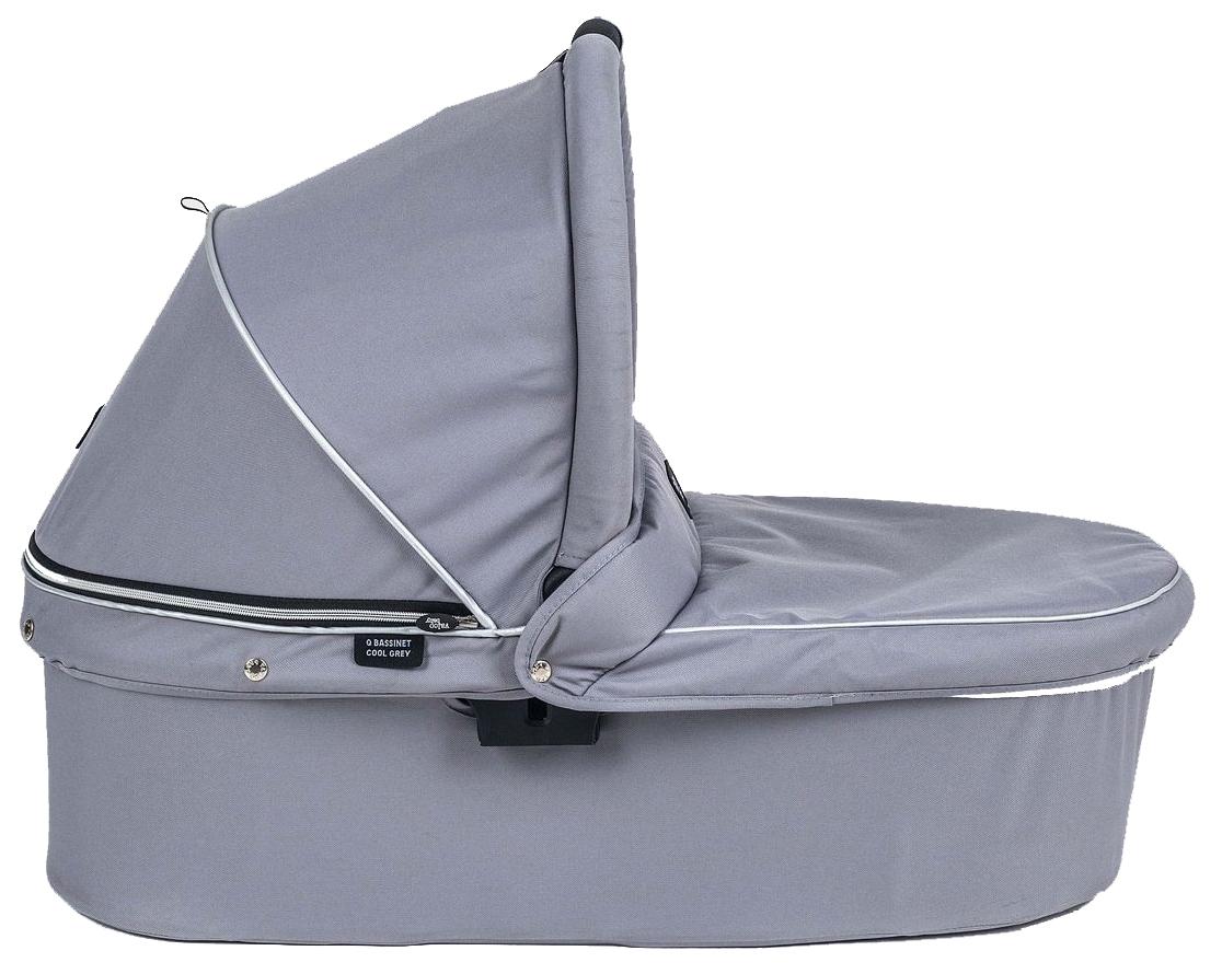 Люлька Valco baby Q Bassinet для Trimod X, Snap 4 Ultra, Quad X Cool Grey