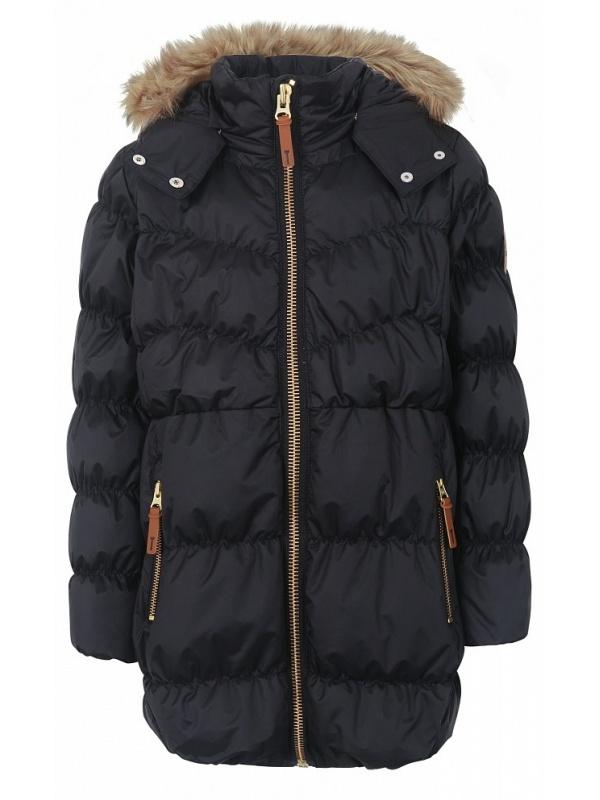 Купить Пальто Ticket to Heaven Черный р.134, Детские куртки