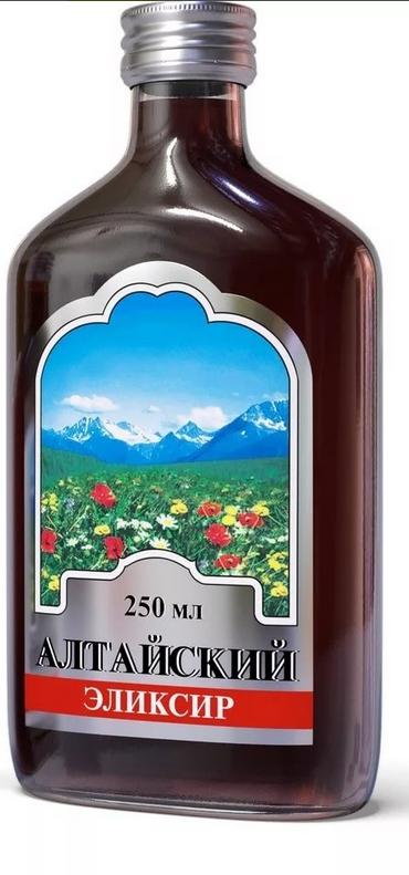 Алтайский эликсир 250 мл