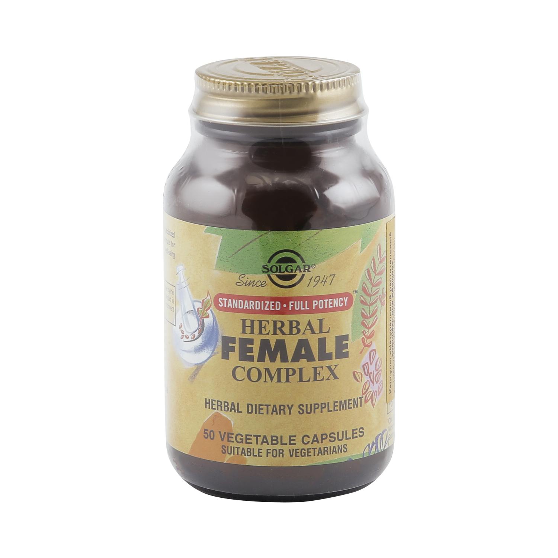Травяной комплекс для женщин капсулы 50 шт.
