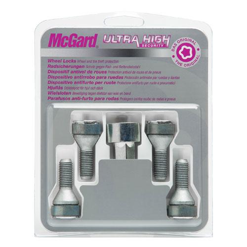 Секретки на колеса McGard M12x1.5мм 27204 SL