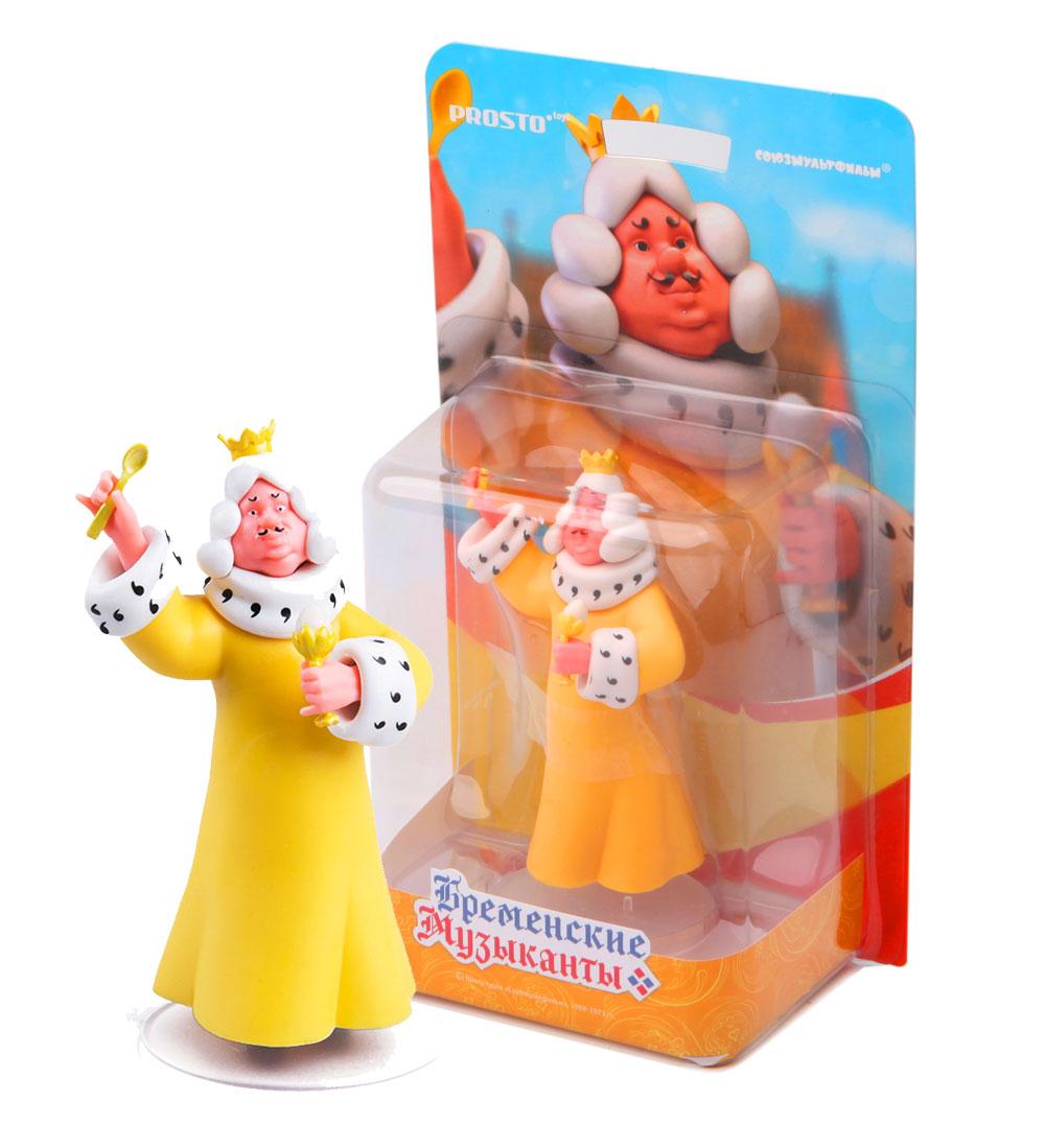 Купить Коллекционная игрушка Prosto Toys Бременские музыканты Король, Игровые наборы